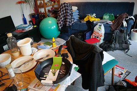 How To Declutter Before Moving House
